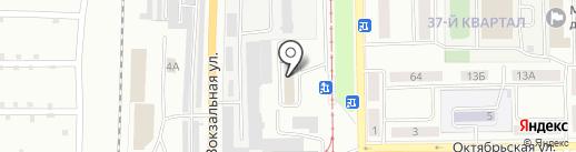 АОНА на карте Салавата