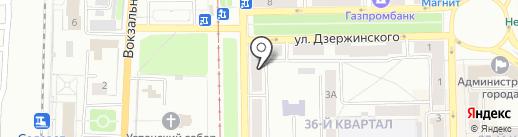 Восток-Сервис на карте Салавата