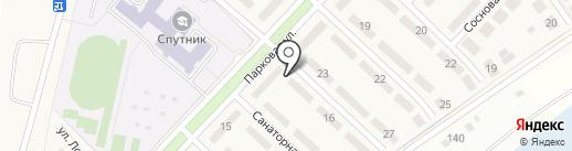 Оникс на карте Чесноковки