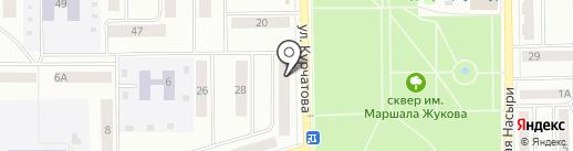 Ам-ням на карте Стерлитамака