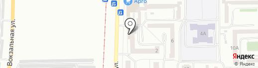 Сбербанк, ПАО на карте Салавата
