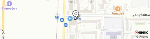 ЛотоБум на карте Салавата