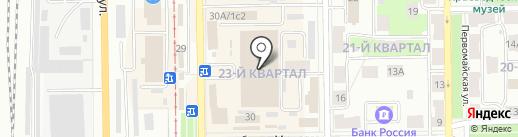 Меховой салон на карте Салавата