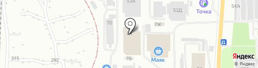 БашКомплектСервис на карте Салавата