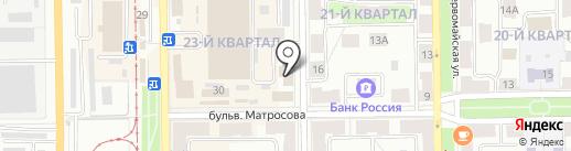 Сундучок на карте Салавата