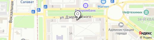 Банкомат, МТС-банк, ПАО на карте Салавата
