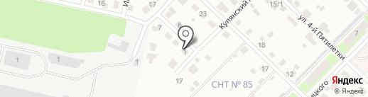 АРМАДА-СЕРВИС на карте Перми