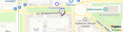 Gsm-Сервис на карте Салавата