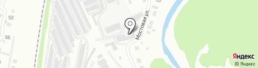 Грехов А.Г. на карте Стерлитамака