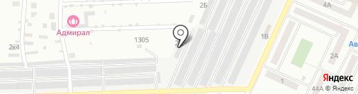 Custom Garage на карте Стерлитамака
