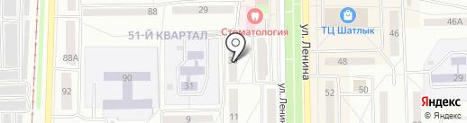 Альянс-Эксперт на карте Салавата