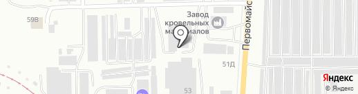 Торговая компания на карте Салавата