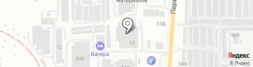 Премиум Трейд на карте Салавата