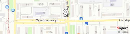 Лима-РБ на карте Салавата