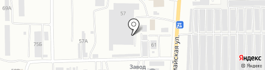 ВакантСити на карте Салавата