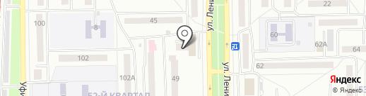 Росгосстрах Банк на карте Салавата