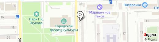 Faberlic на карте Стерлитамака