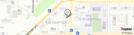 Башспирт на карте Салавата