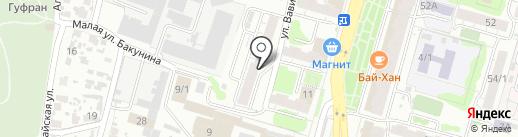 ПринтФотоУфа на карте Уфы