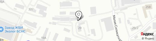 Абсолют-С на карте Уфы
