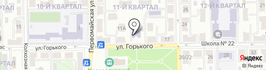 Детский сад №15 на карте Салавата