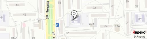 Детский сад №45 на карте Салавата