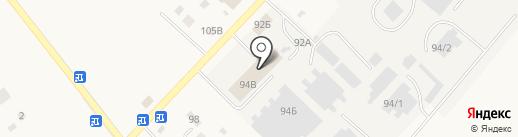 Центр авторемонта на карте Култаево