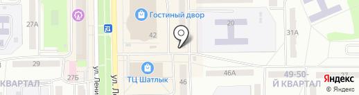 PROFI на карте Салавата