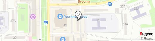 Автотрейд на карте Салавата