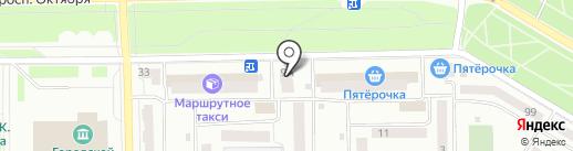 Банк ВТБ, ПАО на карте Стерлитамака