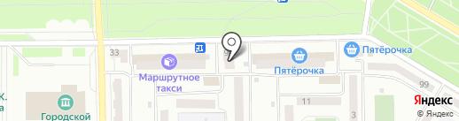 Донна Мария на карте Стерлитамака