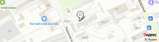 Комплект Мебель Маркет на карте Стерлитамака