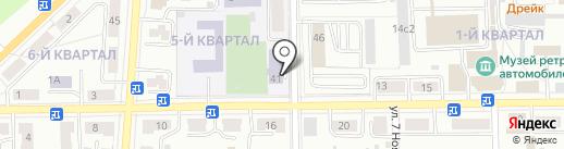 Центр искусств на карте Салавата