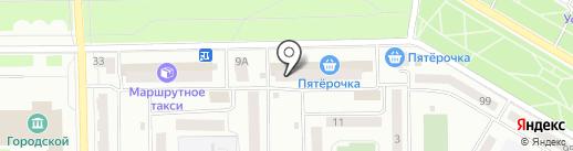 Сервис по ремонту пластиковых окон на карте Стерлитамака