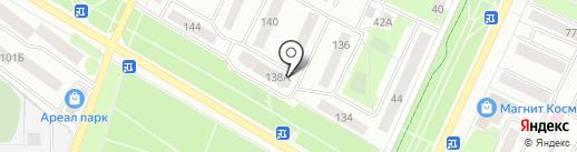 Vape Haunt Bar на карте Стерлитамака