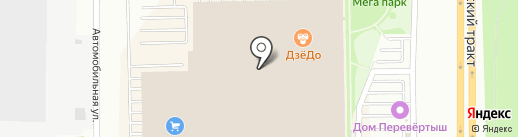 Beaty Nail на карте Уфы