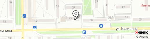Оренбургские колбасы на карте Салавата