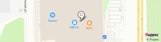 Fiesta Pizza на карте Уфы