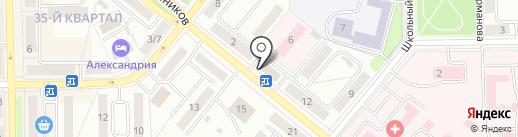 Башкирский межотраслевой институт охраны труда, экологии и безопасности на производстве на карте Салавата