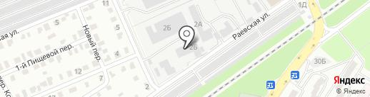 МаСтер на карте Стерлитамака