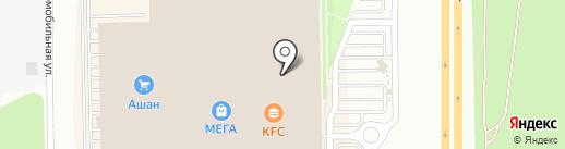 ПЕРВЫЙ ТРЕСТ НЕДВИЖИМОСТЬ на карте Уфы