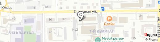 Dodo pizzy на карте Салавата