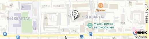 Магазин на карте Салавата