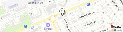 АКБ СЕРВИС на карте Стерлитамака