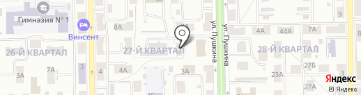 МебельМастер на карте Салавата