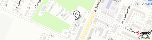 МахMotors на карте Стерлитамака