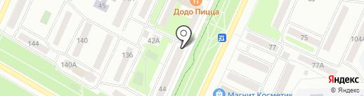По пивчику на карте Стерлитамака