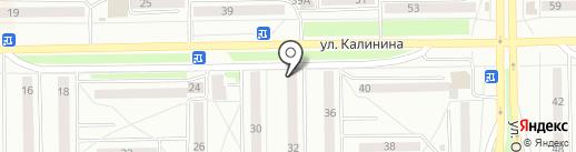 Ломбард БанкиръПлюс на карте Салавата