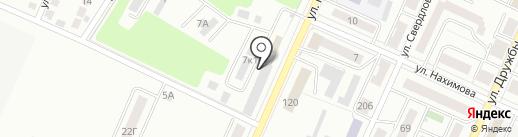Авто Люкс на карте Стерлитамака