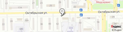 Куры-Гриль на карте Салавата